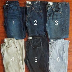 Boy's Jean's size 10